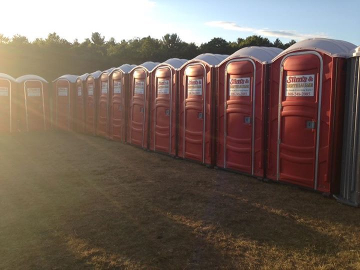 Portable Toilets for Central MA - Slim's & Berthiaume
